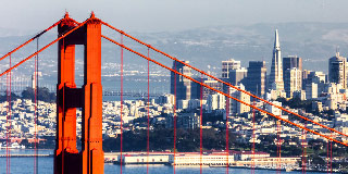 Visit the Golden Gate Bridge San Francisco