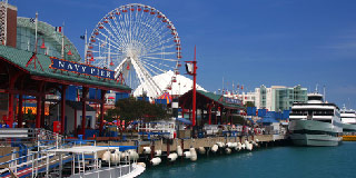 Visit the Navy pier chicago